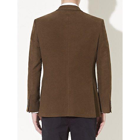 Buy John Lewis Tailored Moleskin Blazer Online at johnlewis.com