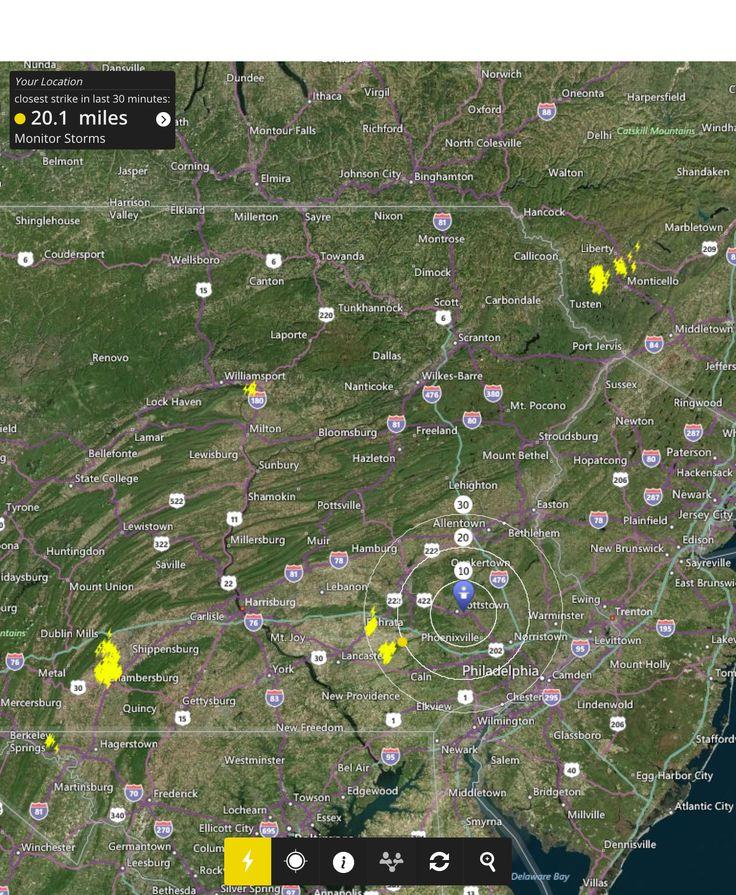 WeatherBug Spark 130 best Mid Atlantic Weather images