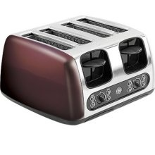 Tefal Classique 4 Slice Toaster - Autumn Bronze TF370915