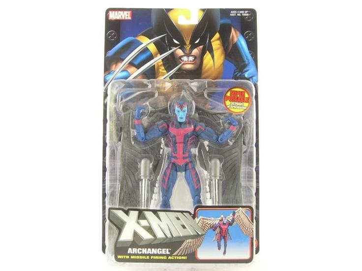 Archangel (With Missile Firing Action) - X-Men X-Men Figures