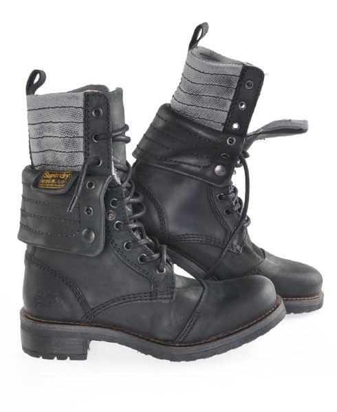 superdry panner boots.