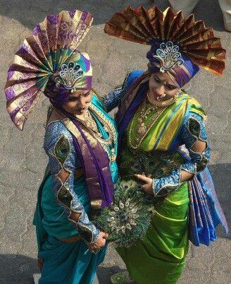 Gudi padwa celebrate in Maharashtra India