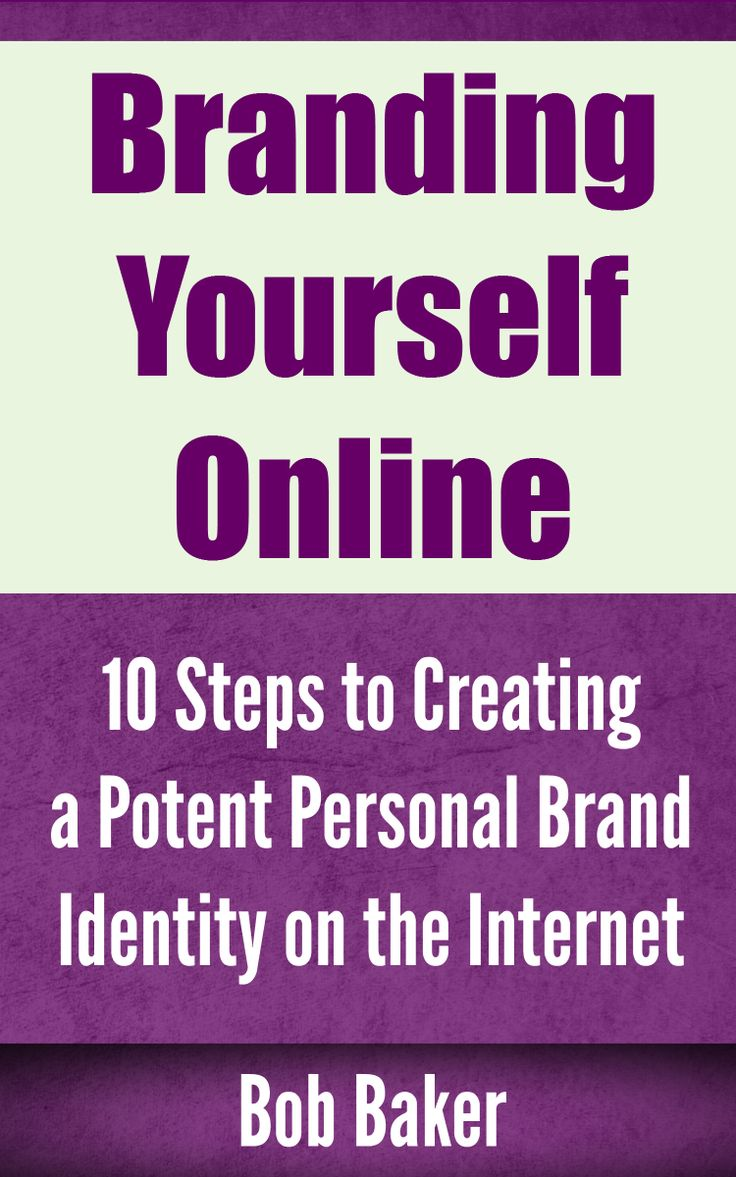"""Branding Yourself Online: 10 Steps to Creating a Potent Personal Brand Identity Online"" (2014) http://www.amazon.com/Branding-Yourself-Online-Creating-Identity-ebook/dp/B00IDCIJ50/ NEW in the #Amazon #Kindle store"