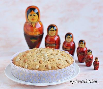 Mava Cake (an Indian cardamom cake) | I Love Cardamom | Pinterest