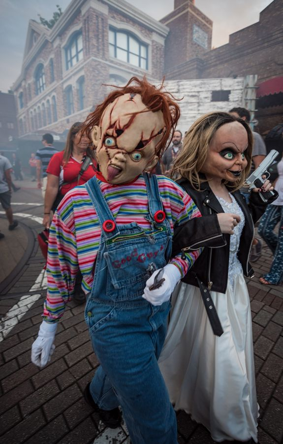 2017 halloween horror nights tips info - Universal Halloween Night