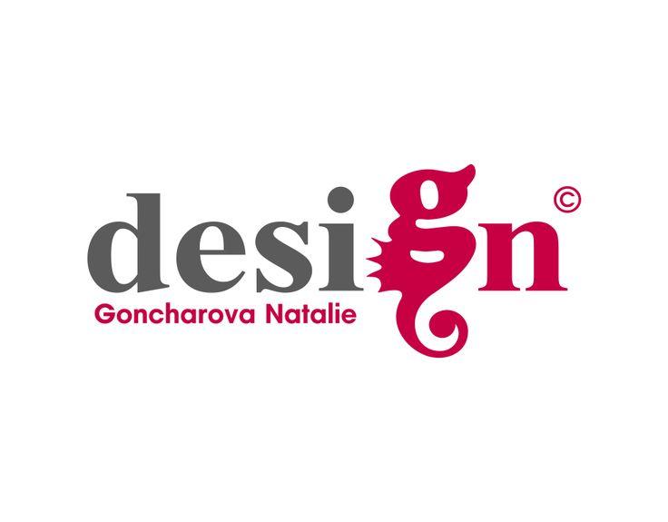 @Behance: «Personal logo of Natalie Goncharova» https://www.behance.net/gallery/45145529/Personal-logo-of-Natalie-Goncharova