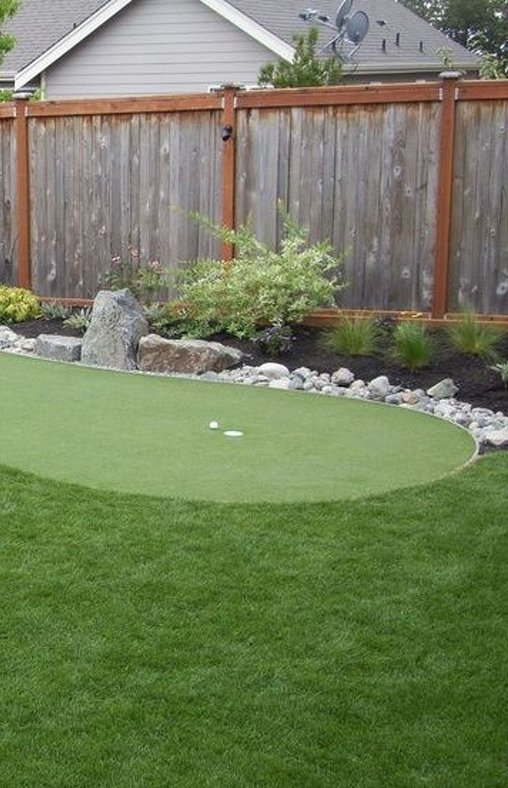backyard putting greens   Found on syntheticturfnort ...