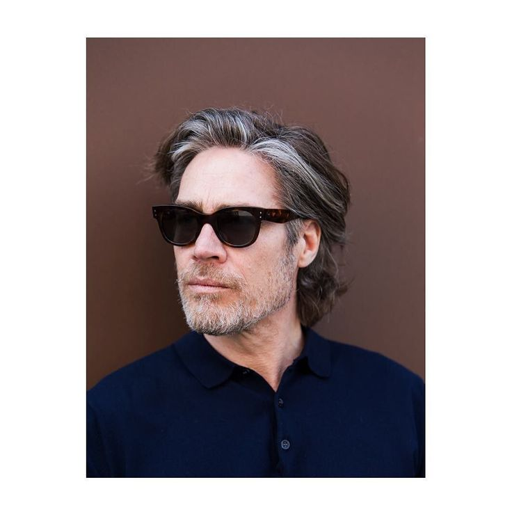 Henrik Hansson wearing our Bobby sunglasses and Eliel short-sleeved polo. #salleprivee