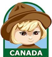 Canada for Thinking Day! What this country is known for, swap ideas, costumes, food, and more!