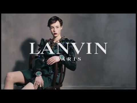 Ha!! ♥ [this] ? LANVIN VIDEO PUB ADVERTISING HIVER / WINTER 2013