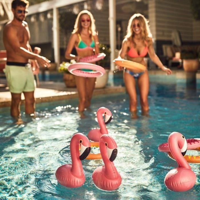 Vite ! Découvrez l'offre Floating Game Flamingos ...