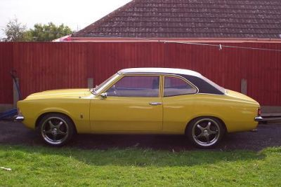 Mod My Ride | 1972 Ford cortina 3100 GT - CORTINA MK3 GT