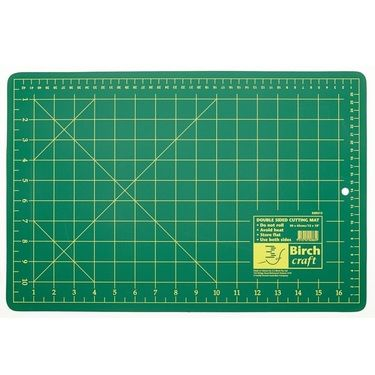 AU$24.99 plus postage Birch Double-Sided Small Cutting Mat Green 12 x 18 in from Spotlight Australia  (price correct as at 01.10.17)