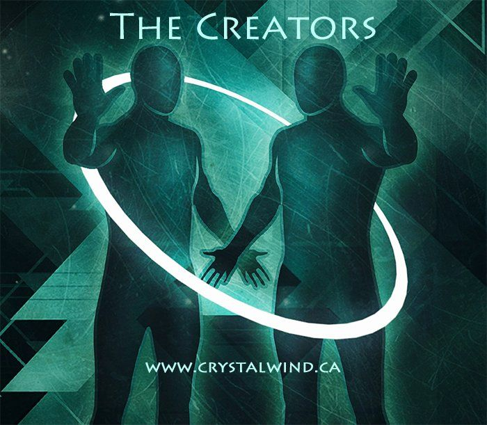 Accessing the Frequencies of Power and Freedom ∞The Creators