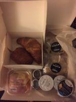 Jai testé MATIN de Franprix : un petit-déjeuner livré à domicile ou bureau #food