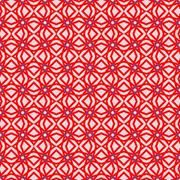 Windmills in Red<br />Terrella-Creative<br />pattern seamless geometric shapes lines dots toy windmill circle square triangle diamond pale light dark red blue