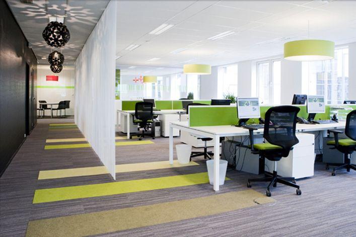 Les bureaux de ClearSource à Bruxelles