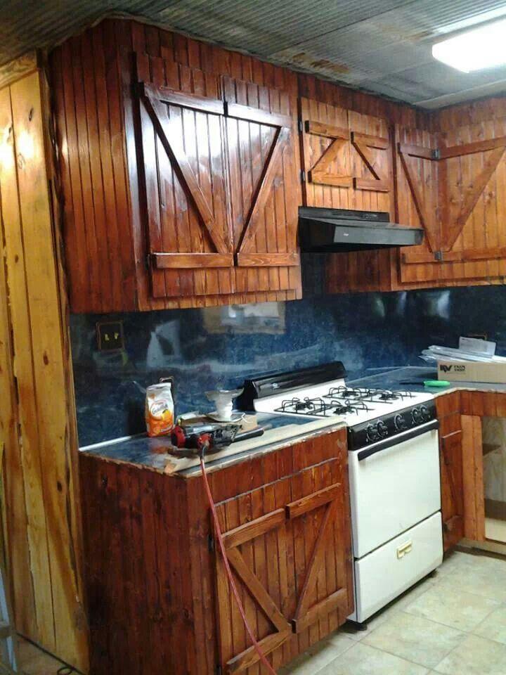 Galvanized Kitchen Decor