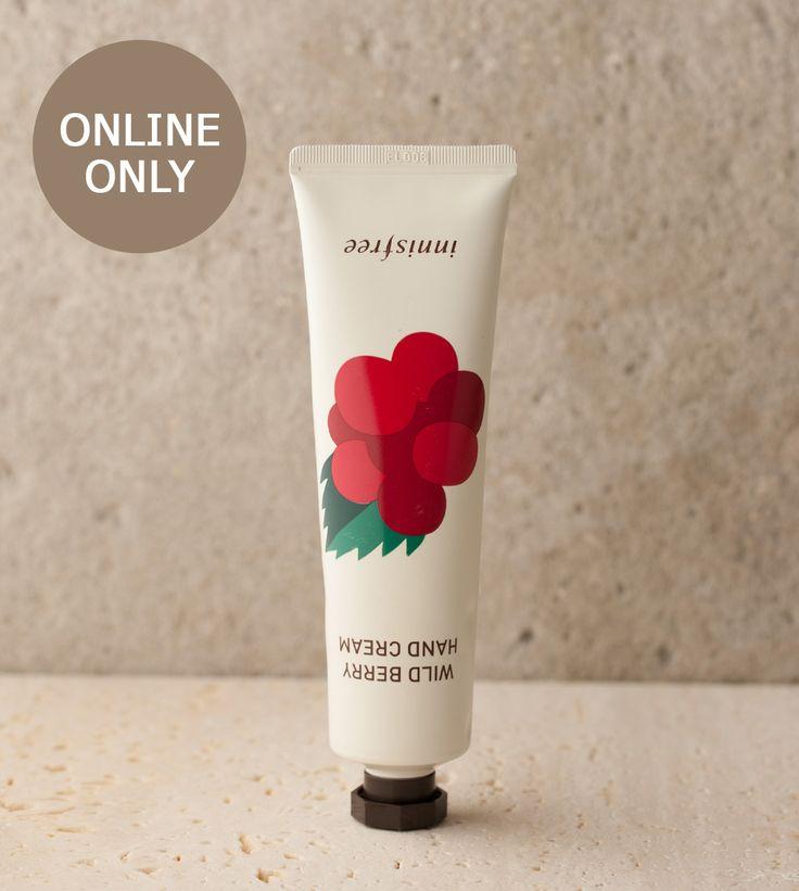 [Big size] Wild berry hand cream