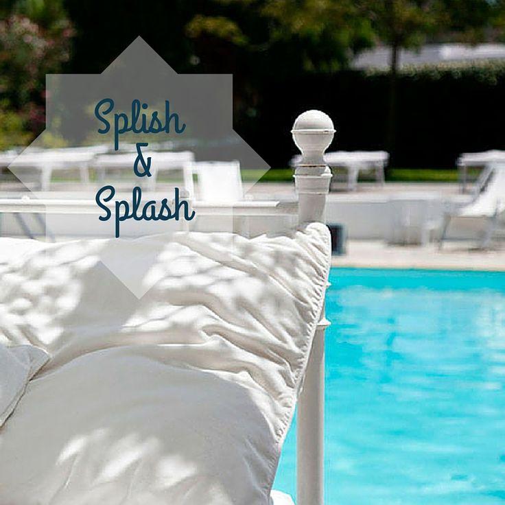 Relax by the swimmingpool! #greekparadise #sifnosislands #swimmingpool #quote #greece