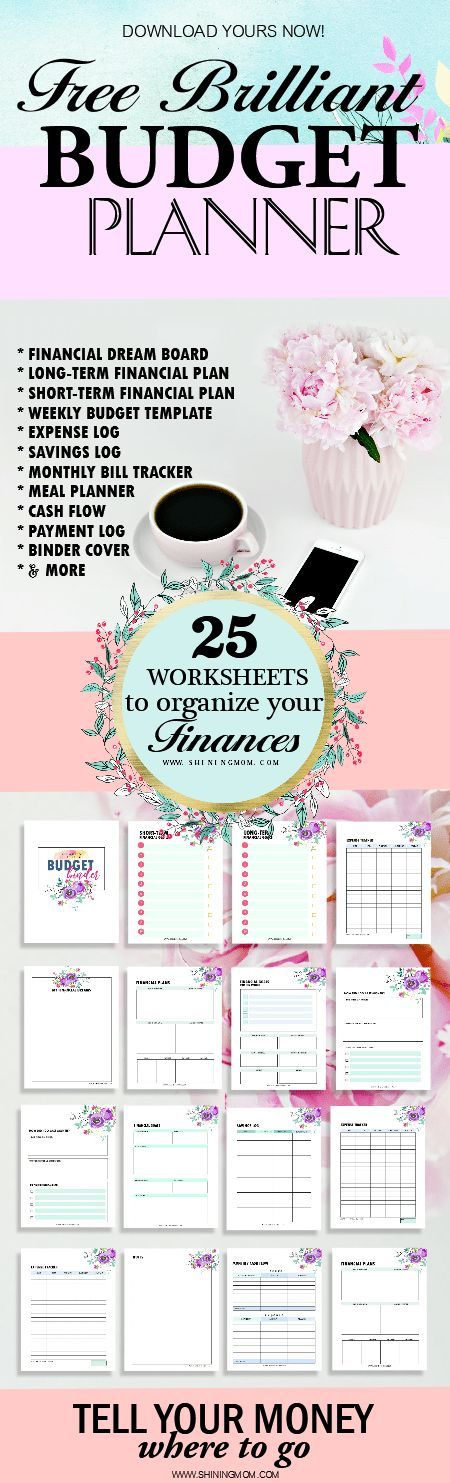 Best 25+ Money planner ideas on Pinterest Notebook ideas - free printable budget planner
