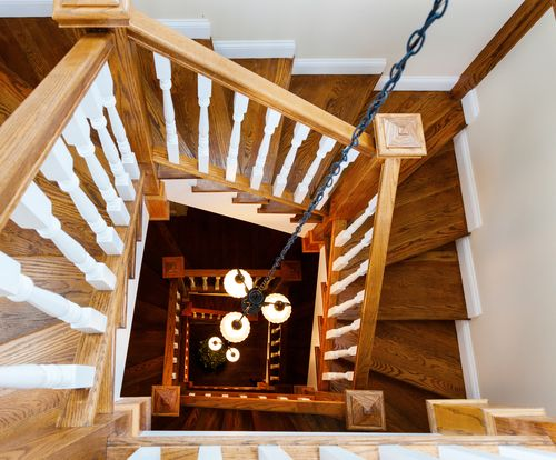Image result for Staircase Renovation istock