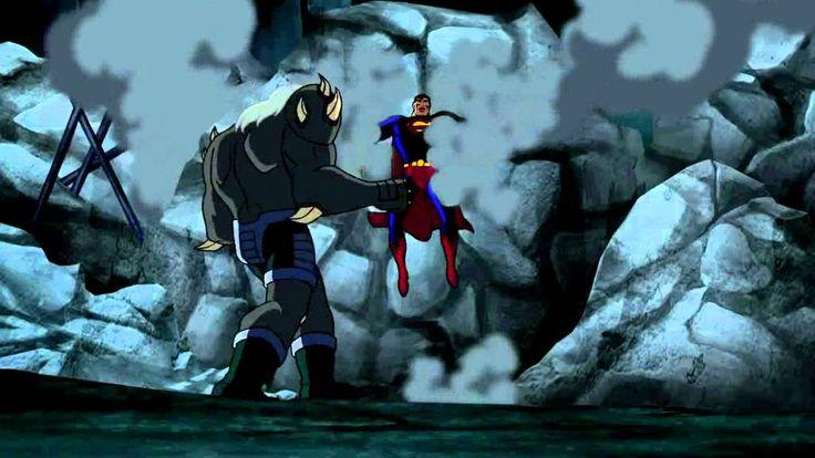Superman vs Doomsday Full Fight Scene - High Quality HD Superman Doomsday