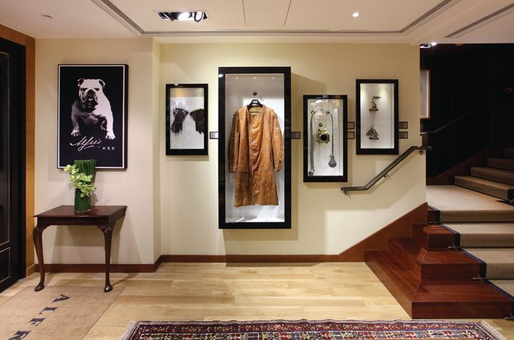 The Home of Alfred Dunhill flagship store by Gavin Tu, Hong Kong