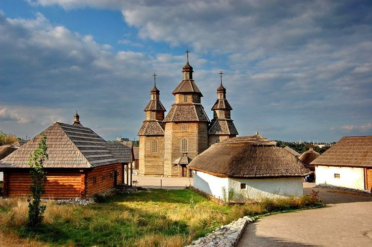 Khortytsia is a national cultural reserve located on one of the largest islands of the Dnieper river in Ukraine. The island has played an important role in the history of Ukraine, specially in the history of the Zaporozhian Cossacks. This historic site is located within the city limits of Zaporizhia city.
