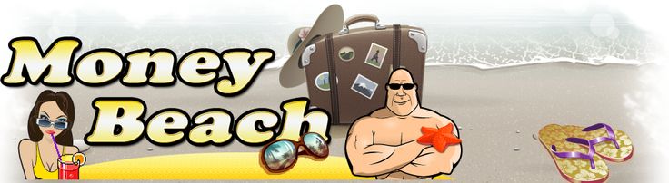 Money Beach is a 5 reel, 25 payline mobile slot game. The colourful graphics are fun and interesting to keep you smiling all the way to the bank with your wins. Play now: goo.gl/Csw44D