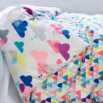 print & pattern blog showcases bedding by Adairs Kids