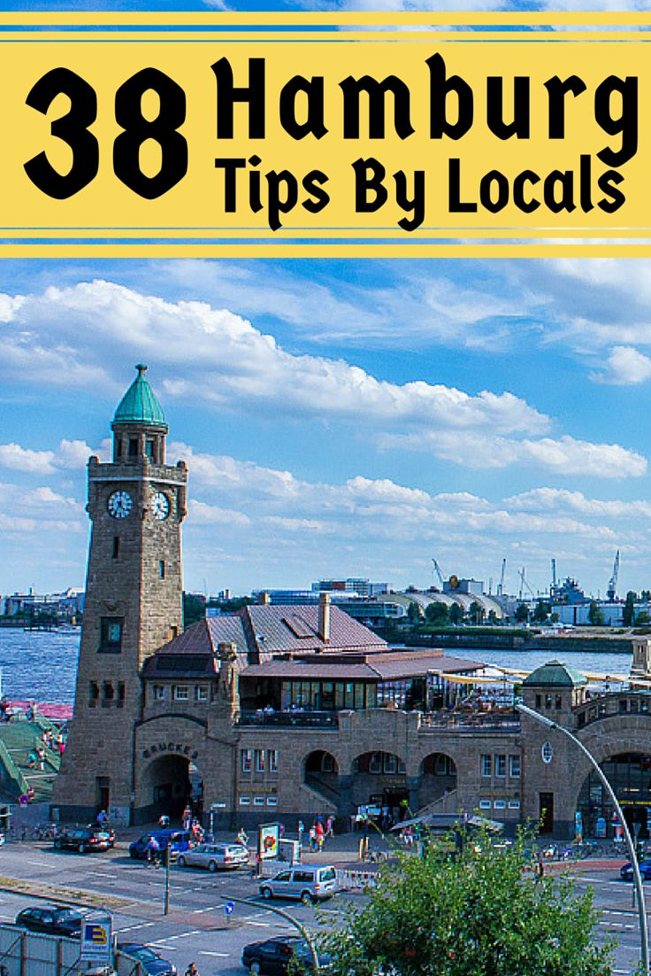 These are my Hamburg tips resulting in my most comprehensive city guide ever. Spend a great weekend with this selection of 38 things to do in Hamburg.