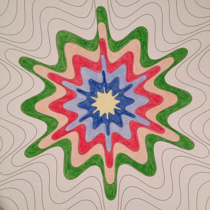 #adultcoloringbook#erwachsenenmalbuch#remember#malbuch#colouringbook#mandala##coloringbook#coloring#ausmalen#art#kunst#illustration#zeichnung#achtsamk…