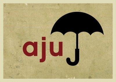 aju paraplu haha