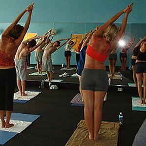 Bikram Yoga Nh