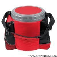 CrisMa Active 2-in1 cooler bag / stool / chair. www.ccpromos.co.za