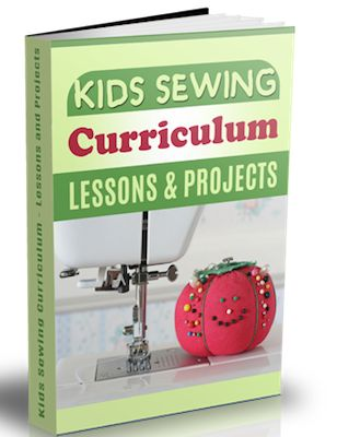 Keep up to date with kids-sewing-projects.com with the Kids Sewing Projects Blog.