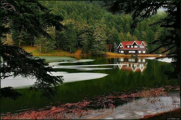 Gölcük Lake - Bolu / Turkey