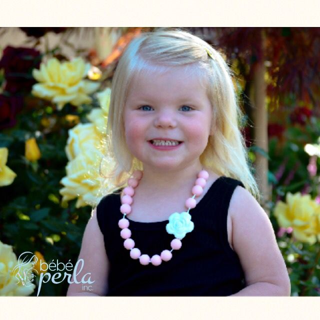 As we know our daughter wants to look like mom. Our 'Little One Necklace' line is fun, safe to be worn and chew on (for nail biters). Little girls can have their own jewellery too, allowing them to look and feel like a princess. www.bebeperla.com #littlegirl #princess #jewelry #birthdaypresent #toddler #girl #pretty