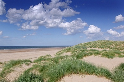 Holkham Beach, Norfolk, UK