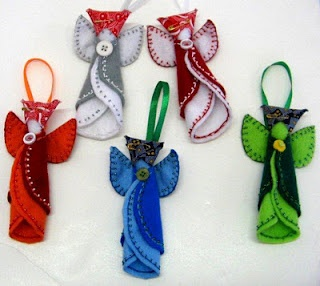 African Christmas decorations