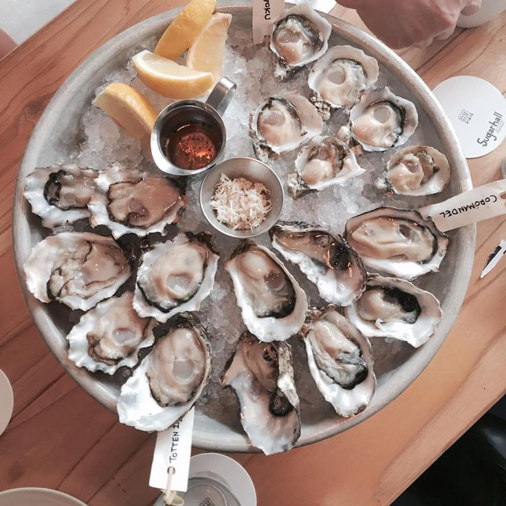 Oysters Happy Hour @ Humpback.