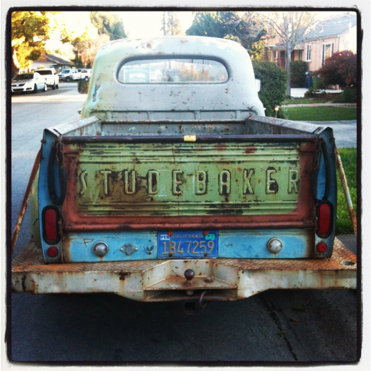 1000 Images About 1951 To 1959 Carz On Pinterest: 1000+ Images About Old Trucks On Pinterest