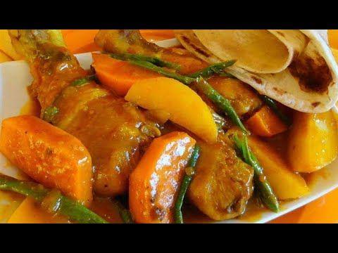 """Roti Surinamés Llenos De Guisantes Amarillos Receta"" ""Recetas Surinam""  https://www.youtube.com/user/MaharajaXpress"