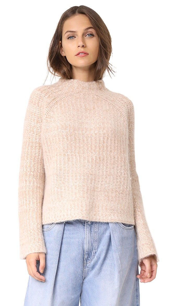 BRAVE SOUL NEW LADIES KNITTED JUMPER CROPPED TOP KNIT CABLE CREAM GREY MILKYWAY