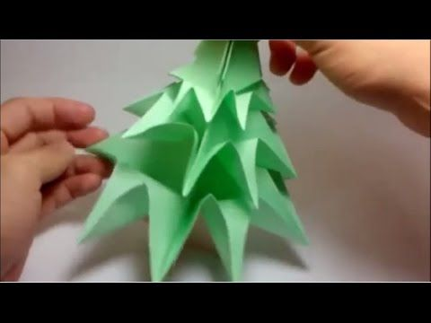 Cara Membuat Pohon Natal dari Kertas Origami https://www.youtube.com/watch?v=6aoH_ByYuhc