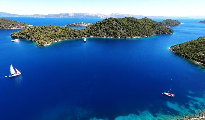 Mljet - Forested Haven of the Adriatic. Find out why is Mljet island called a sailing oasis of peace and tranquillity. Even Odysseus himself, found here his haven and heaven.