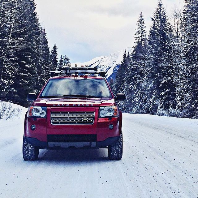 Oh, and I guess it's MountainMonday... How about a winter shot, then!? This gets me pumped for next winter already! #landrover #freelander2 #mountainmonday #mountains #rockymountains #rockies #canadianrockies #banff #banffnationalpark #bowvalley #bowvalleyparkway #outdoors #nature #wilderness #scenicroute #wellstoried #gobeyond #thule #roofrack #adventure #explore #discover #explorecanada #canada #canadian # # # # #