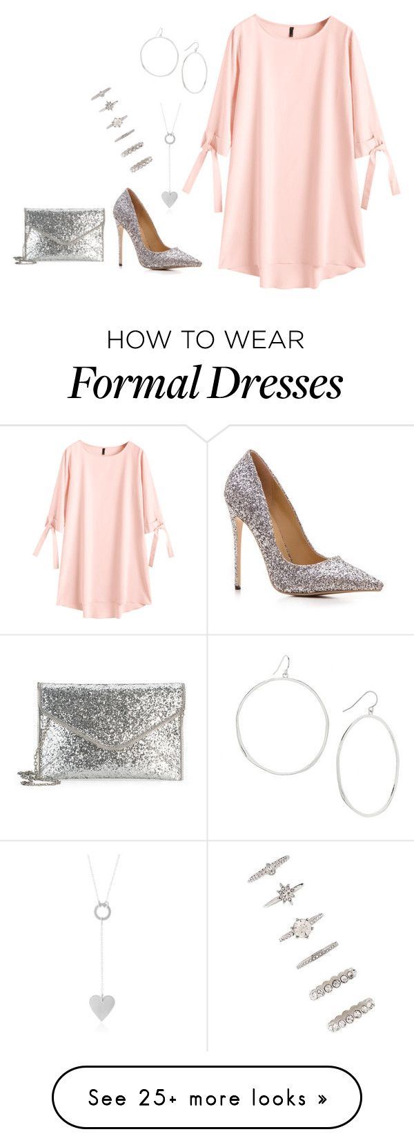 """Formal"" by catalina-218 on Polyvore featuring Olivia Miller, Gorjana and Forever 21"