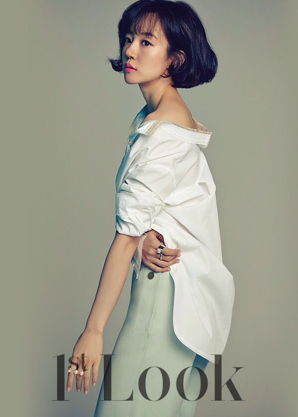 Im Soo Jung for 1st Look magazine Vol.91